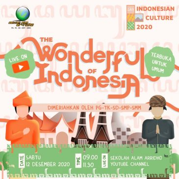 "Indonesian Culture ~ ""The Wonderful of Indonesia"""